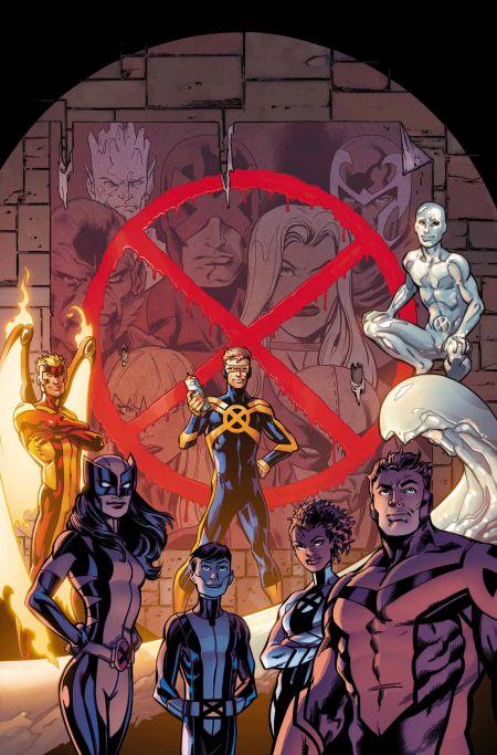 """""""All-New X-Men"""" #1"""
