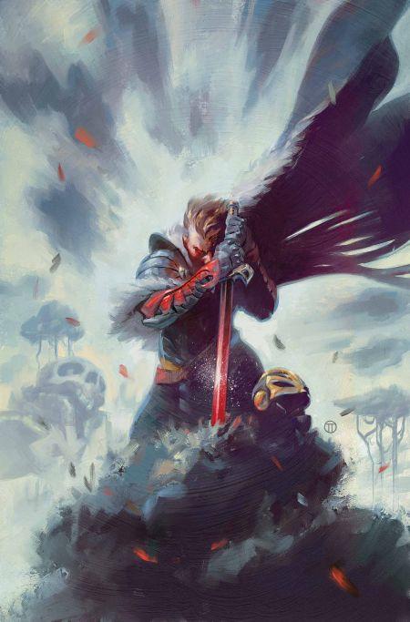 """Black Knight"" #1"