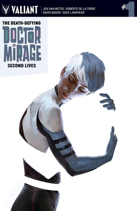 """""""Death Defying Doctor Mirage: Second Lives"""" #1"""