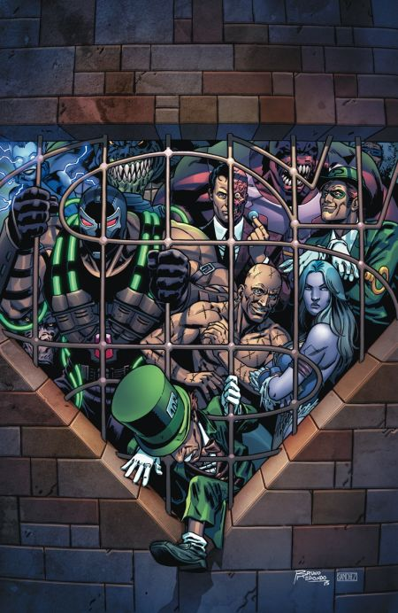 Comic - Injustice Year 4 1 - 2015