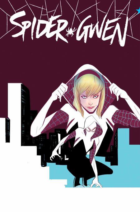 Comic - Spider-Gwen 0 - 2015