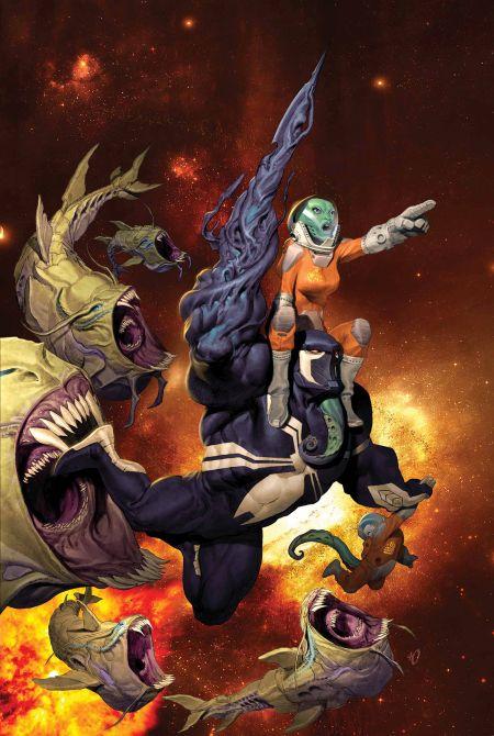 """""""Venom Space Knight"""" #1"""
