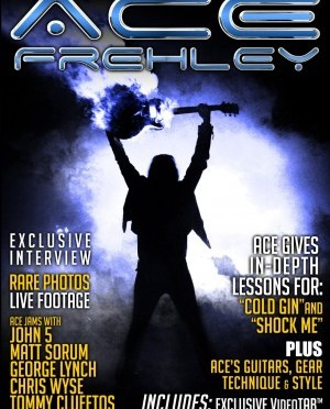 """Behind The Player"" by Ace Frehley"