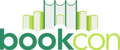 the book con logo