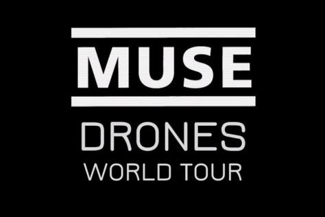 Logo - Muse - Drones Tour 2015