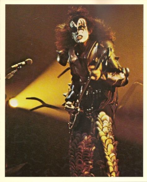 Photo - KISS Army  - Gene Simmons 1