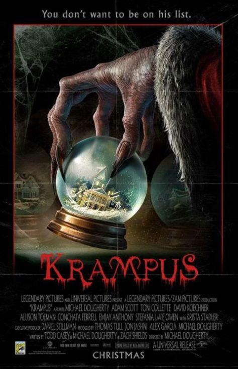 Poster - Krampus - 2015