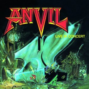 """Past & Present Live"" by Anvil"