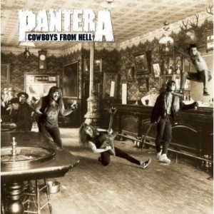 """Cowboys From Hell"" (Deluxe Edition) by Pantera"