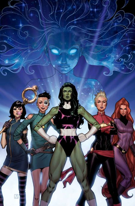 Comic - A-Force 1 - 2015