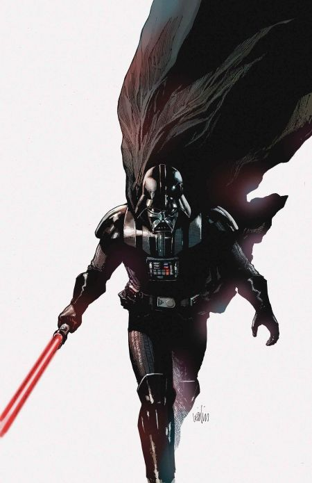 Comic - Star Wars Vader Annual 1 - 2015