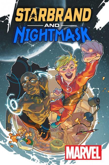 Comic - Starbrand Nightmask 1 - 2015