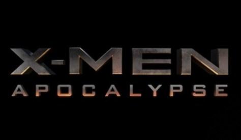 Logo - X-Men Apocalypse - 2016