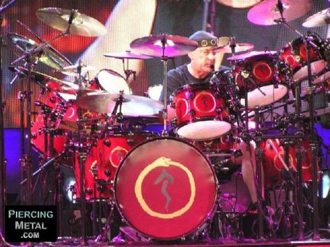 neil peart, neil peart drum photos, rush, rush concert photos