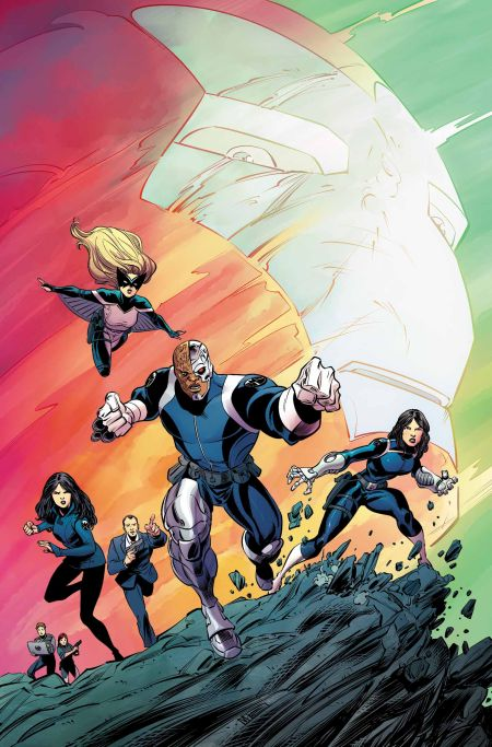 """Agents Of SHIELD"" #1"
