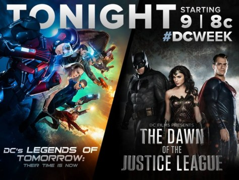 Photo - DC Specials on CWN