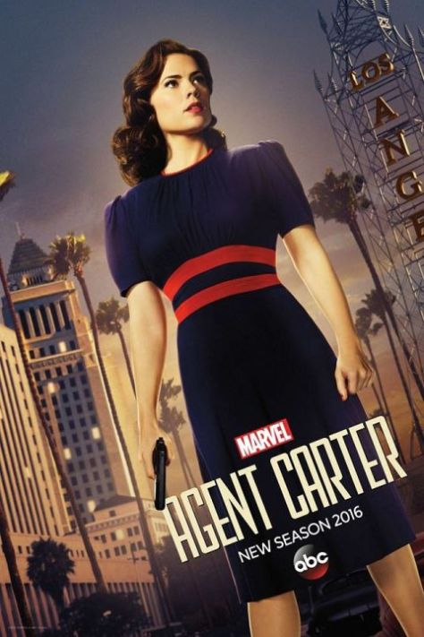 Poster - Agent Carter -S2