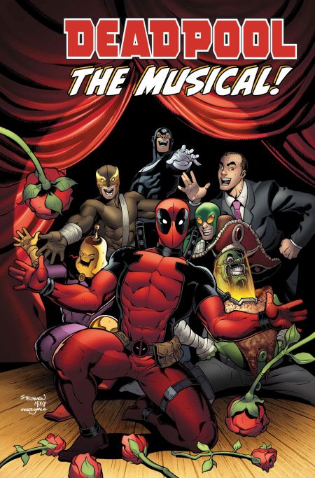 """True Believers: Deadpool The Musical"" #1"