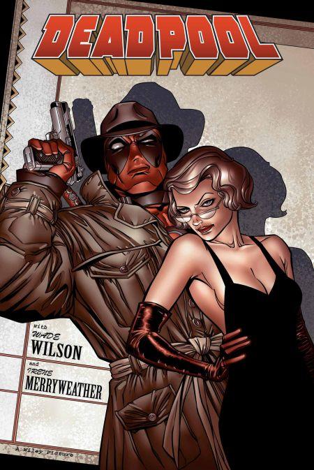 """""""True Believers: Detective Deadpool"""" #1"""
