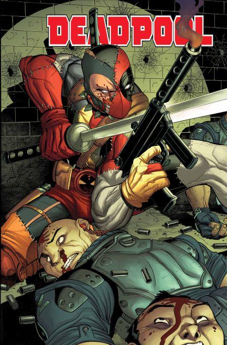 """""""True Believers: Evil Deadpool"""" #1"""