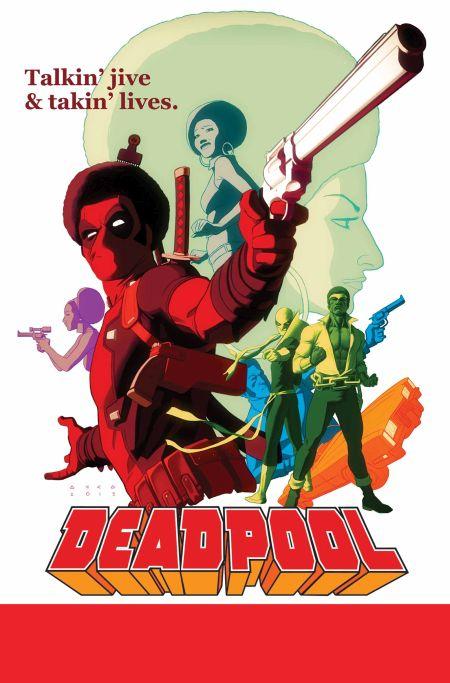"""""""True Believers: Groovy Deadpool"""" #1"""