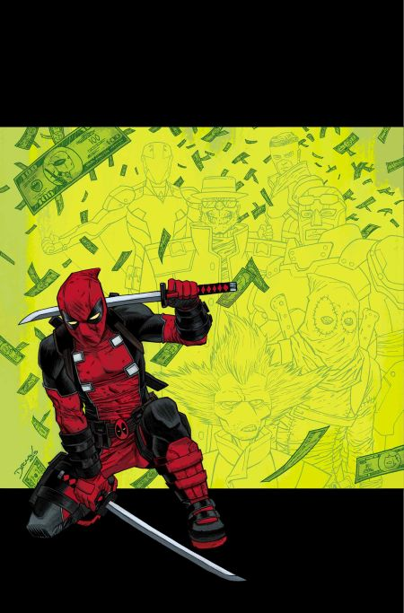 """""""Deadpool and The Mercs For Money"""" #1"""