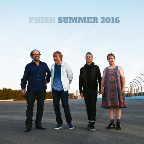 Photo - Phish - Summer 2016