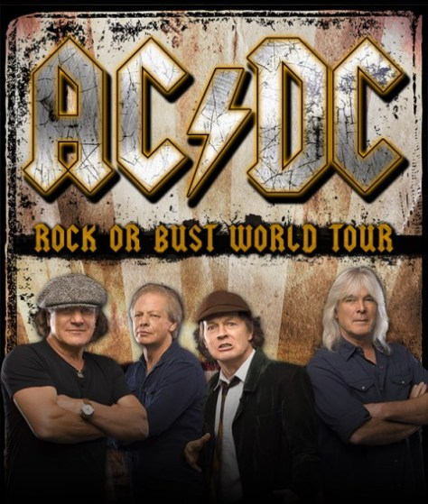 Tour - ACDC - Rock Or Bust NA 2016