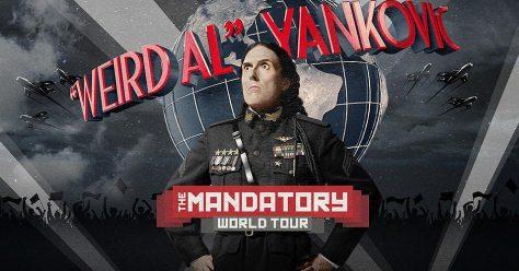 Tour - Weird Al Yankovic - Mandatory 2016