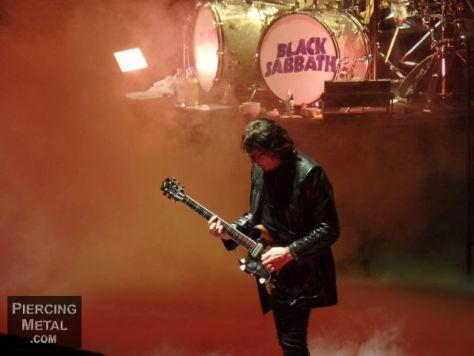 black sabbath, black sabbath concert photos, the end tour
