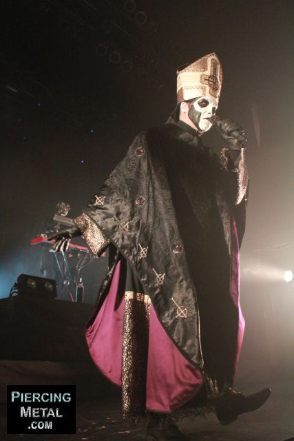 ghost, ghost concert photos