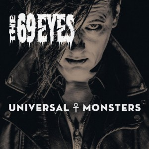 CD - The 69 Eyes - Universal Monsters