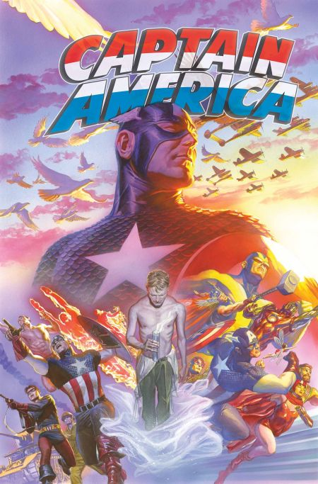 """Captain America Magazine"" #1"