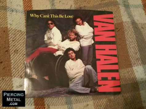 LP - Van Halen - Why Cant This Be Love - 1986