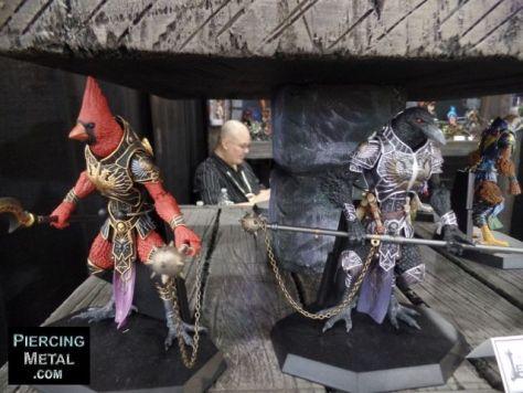 mythic legions, toy fair 2016