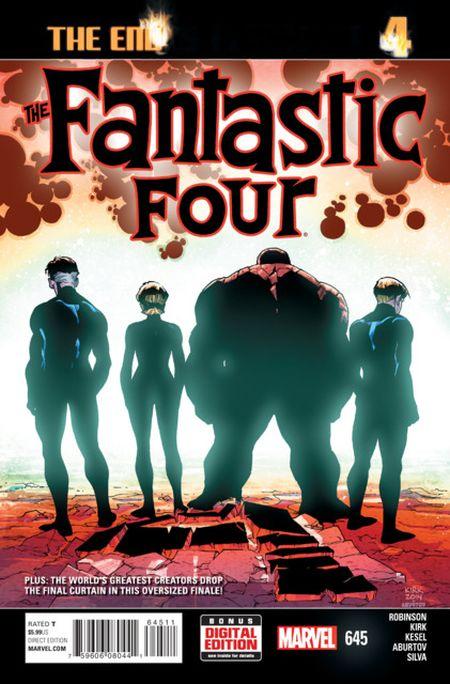 """Fantastic Four"" #645"