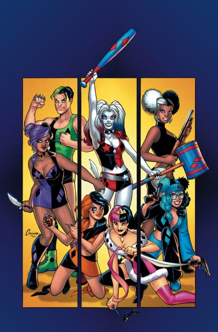 """Harley Quinn's Gang Of Harleys"" #1"