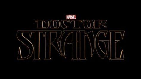 Logo - Doctor Strange - Film