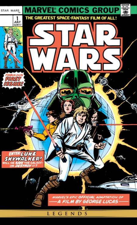 True Believers - Star Wars 1977 #1
