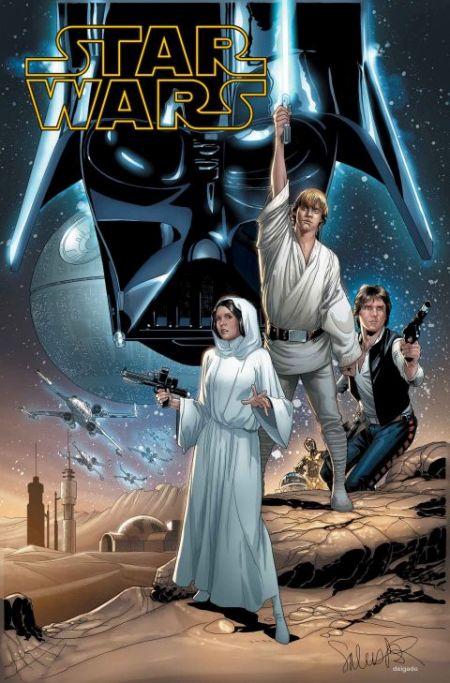 True Believers - Star Wars Covers #1