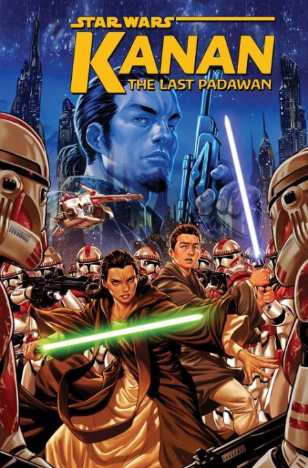 True Believers - Star Wars Kanan #1