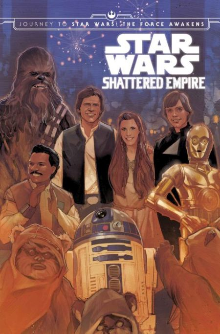 True Believers - Star Wars Shattered Empire #1