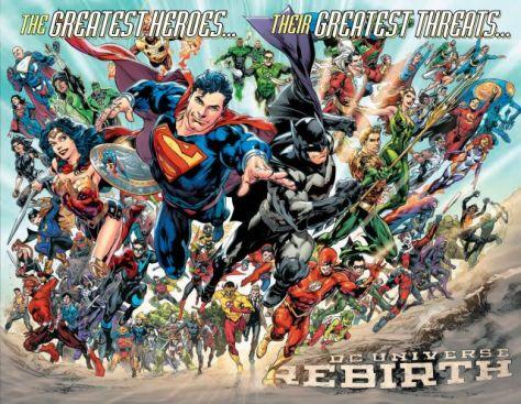 Image - DC Universe Rebirth - 2016