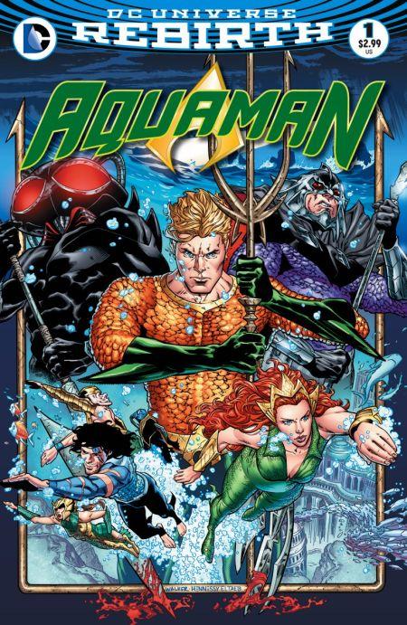 """""""Aquaman"""" #1"""