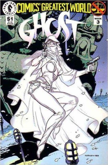 Comic - CGW Ghost - 1993
