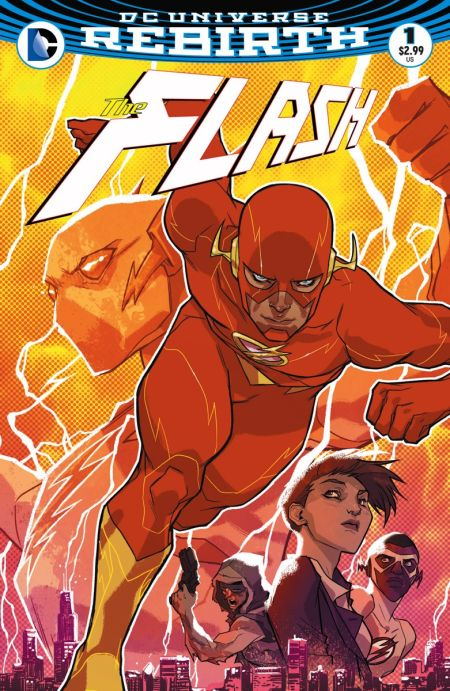 """Flash"" #1"
