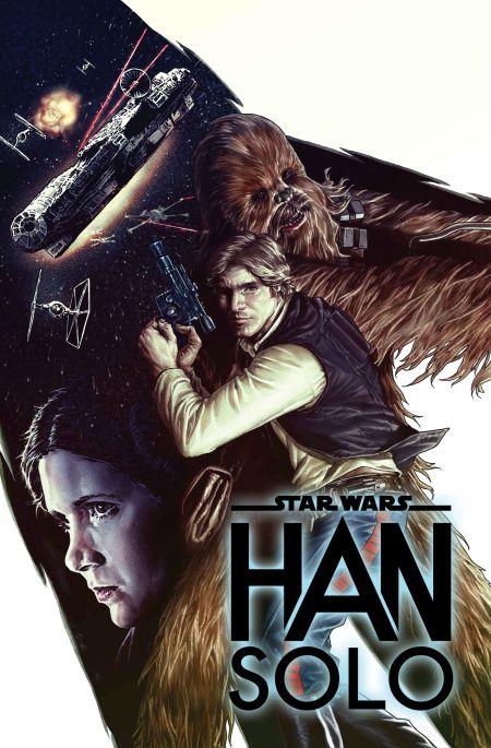 """""""Han Solo"""" #1"""