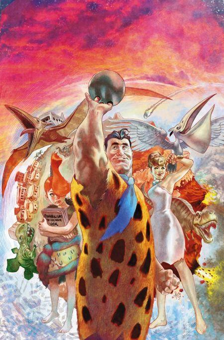 """""""The Flintstones"""" #1"""