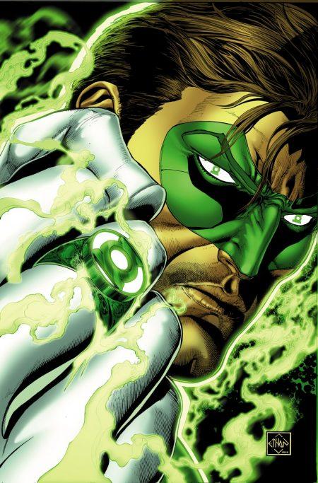 """Hal Jordan and The Green Lantern Corps Rebirth"" #1"