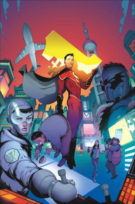 """New Superman"" #1"